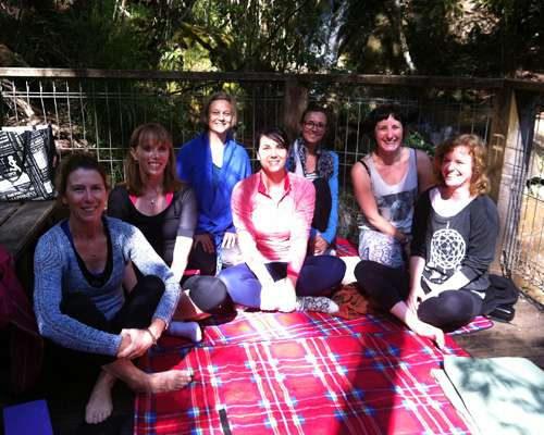 yoga retreat melbourne