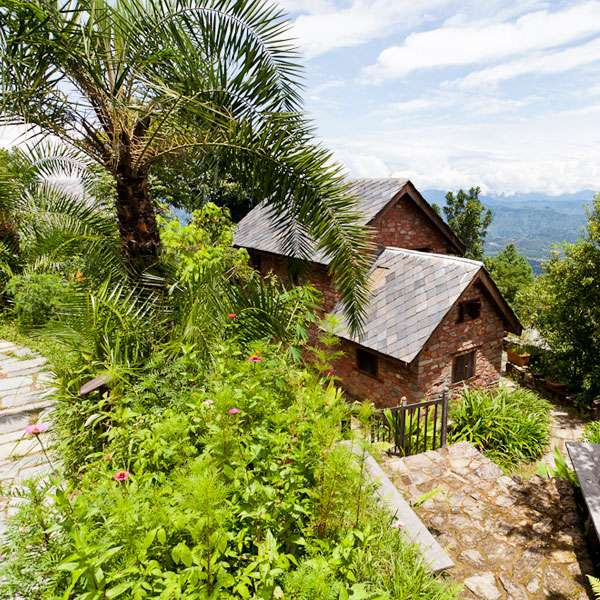 yoga retreat nepal